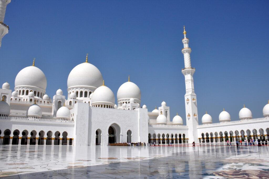 Reizen Van Laere Abu Dhabi