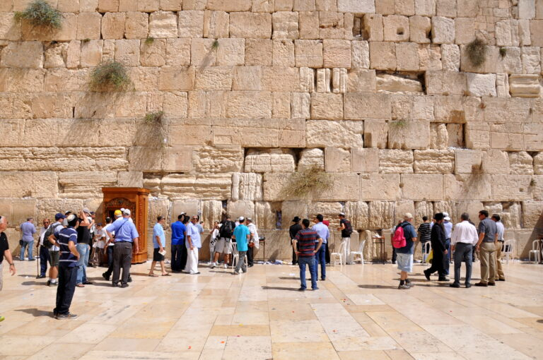 Reizen Van Laere - Jeruzalem