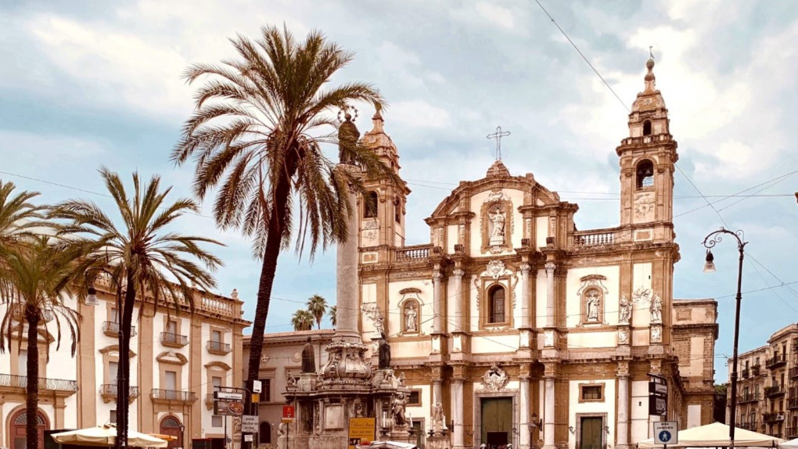 Palermo - Piazza San Domenico